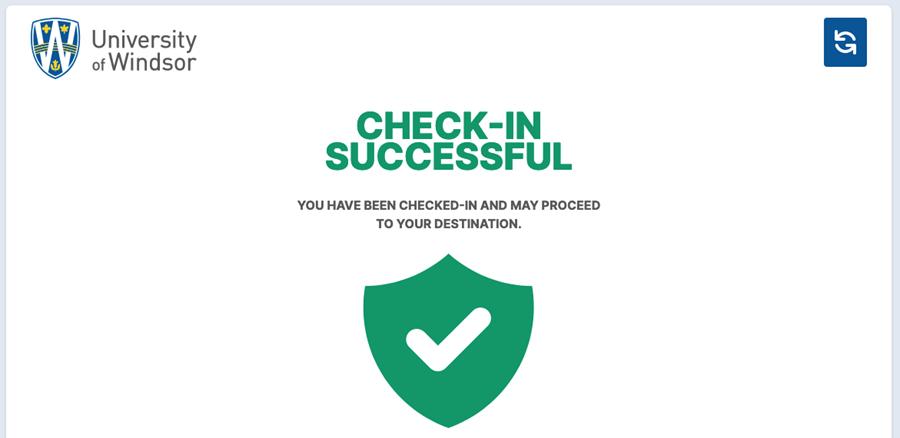 Scanner Response Green Proceed
